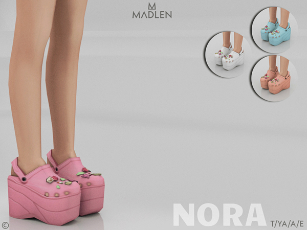 Madlen Nora Shoes by MJ95