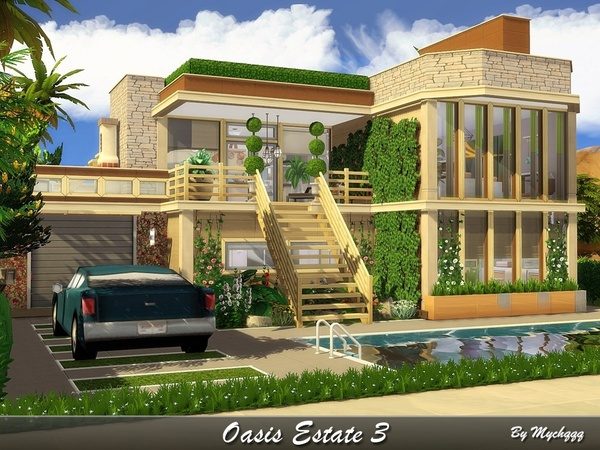 Oasis Estate 3 by MychQQQ
