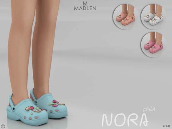Madlen Nora Shoes (Child) by MJ95