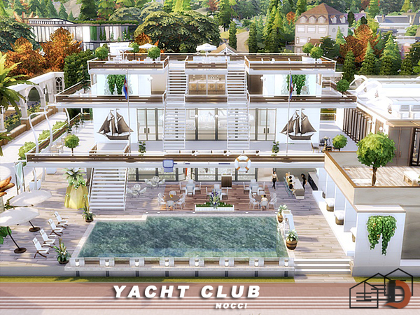 Yacht Club by Danuta720
