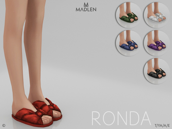 Madlen Ronda Shoes by MJ95
