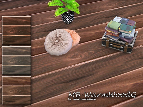 MB-WarmWoodG by matomibotaki