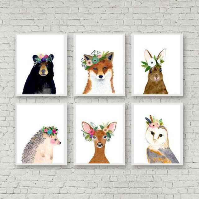 Animals with Garlands by Modelsims4