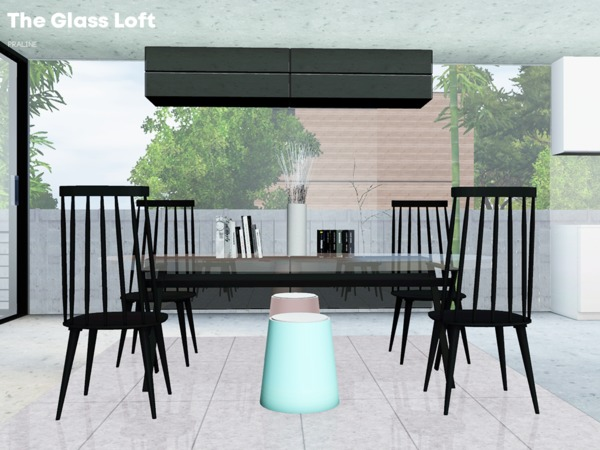 The Glass Loft by Pralinesims