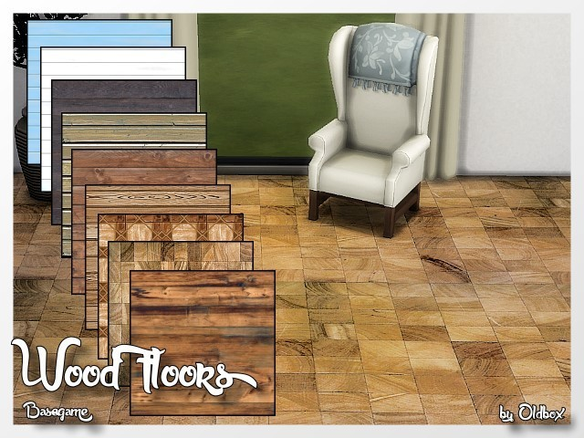 WoodFloors by Oldbox