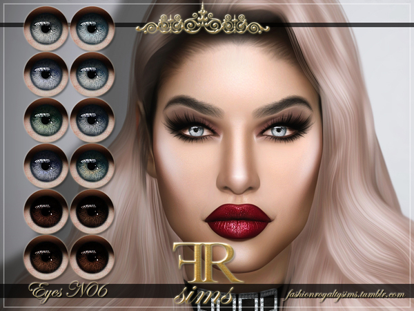 FRS Eyes N06 by FashionRoyaltySims