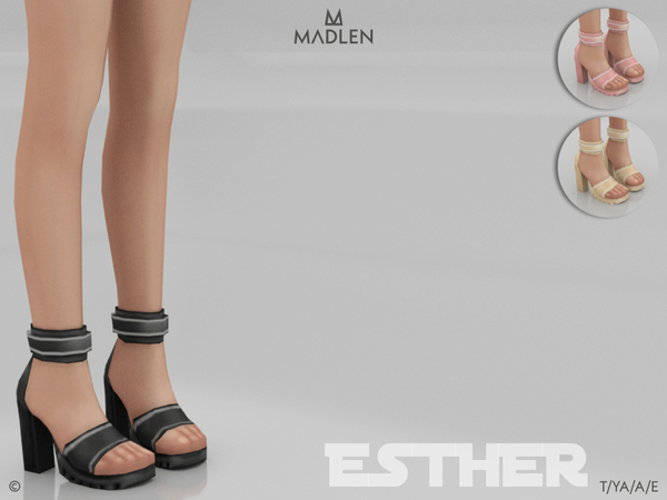 Madlen Esther Shoes by MJ95