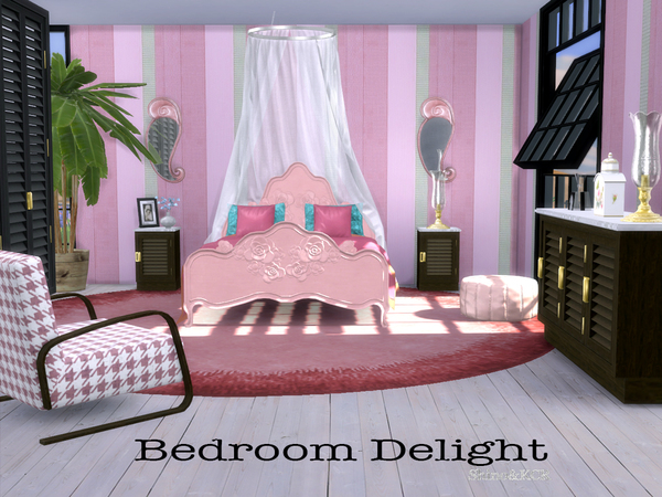Bedroom Delight by ShinoKCR