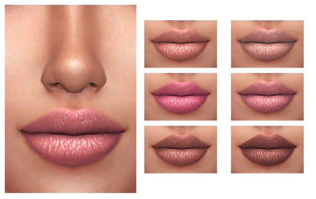 LEAH LIPSTICK by frostsims