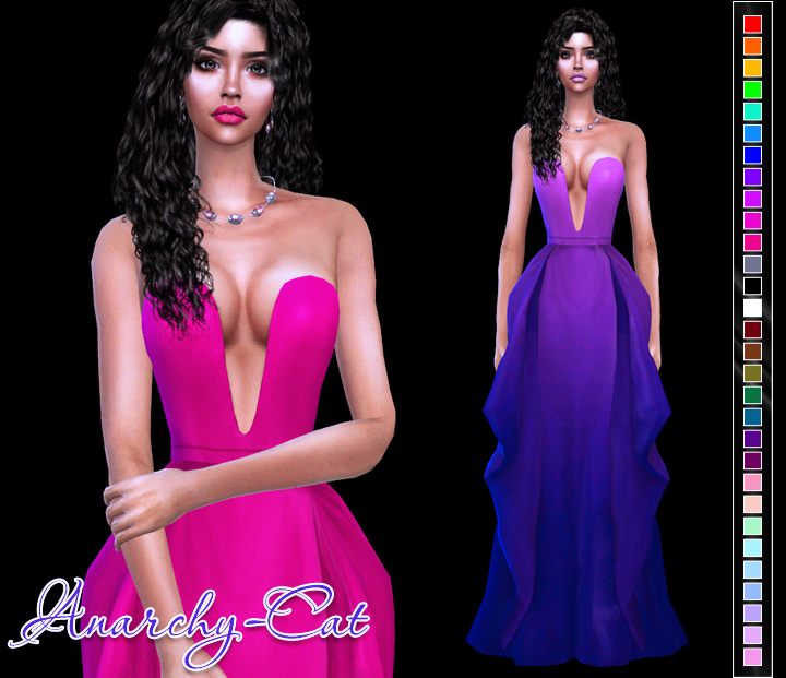 Sentate Cornelia Dress by Anarchy-Cat