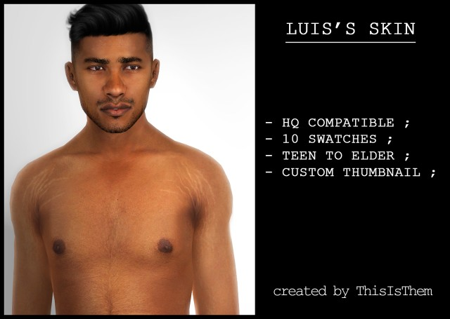 Luiss Skin by thisisthem