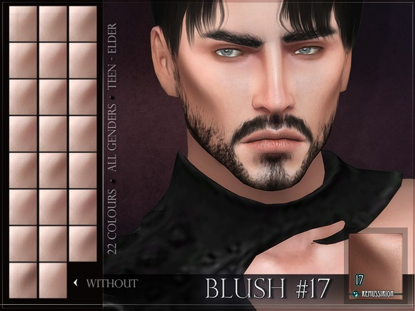 Blush 17 by RemusSirion