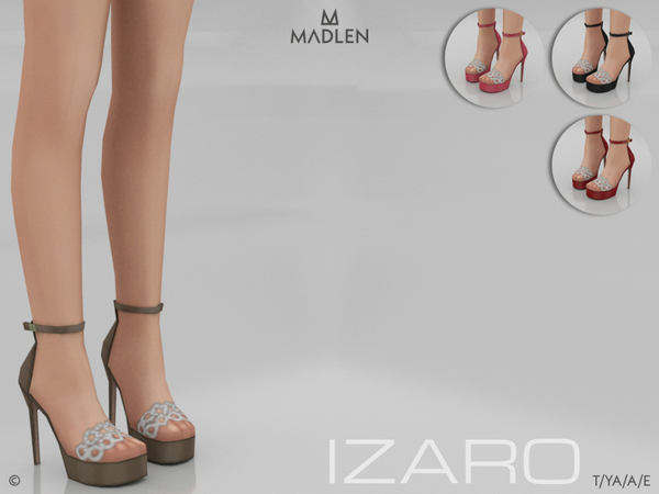 Madlen Izaro Shoes by MJ95