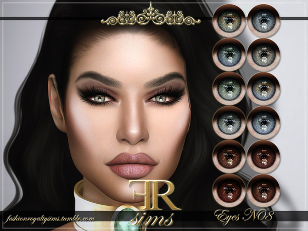 FRS Eyes N08 by FashionRoyaltySims