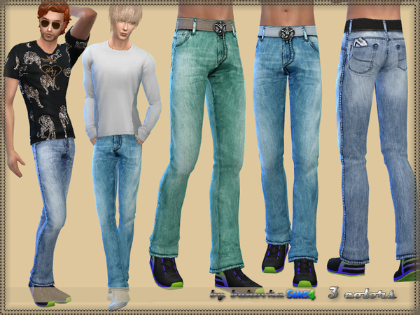 Pants Denim5 by bukovka
