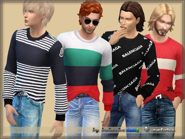 Sweater Male02 by bukovka