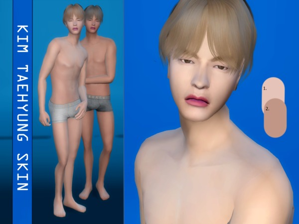 Kim Taehyung Skin by LIAASIMS