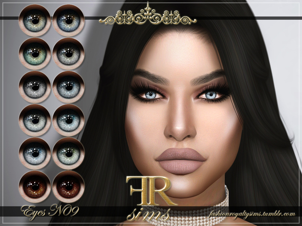 FRS Eyes N09 by FashionRoyaltySims