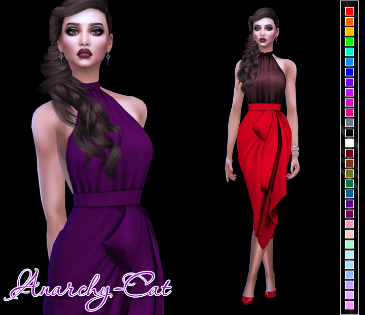 Sentate Coco Dress by Anarchy-Cat