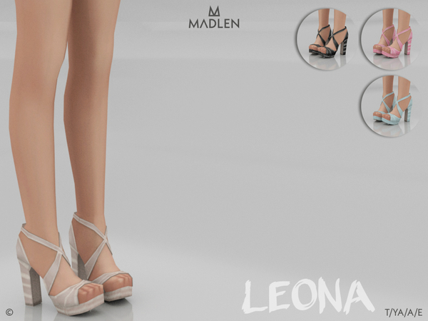 Madlen Leona Shoes by MJ95