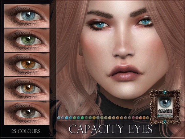 Capacity Eyes by RemusSirion