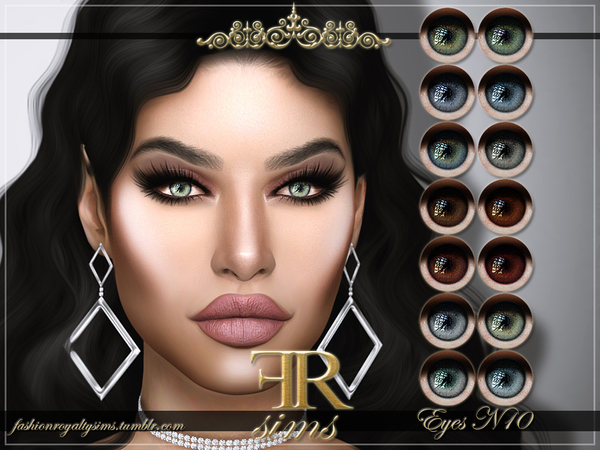 FRS Eyes N10 by FashionRoyaltySims