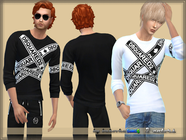 Sweater Male04 by bukovka