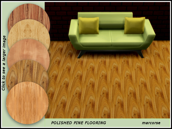 Polished Pine Flooring_marcorse