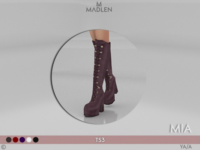Madlen Mia Boots by MJ95