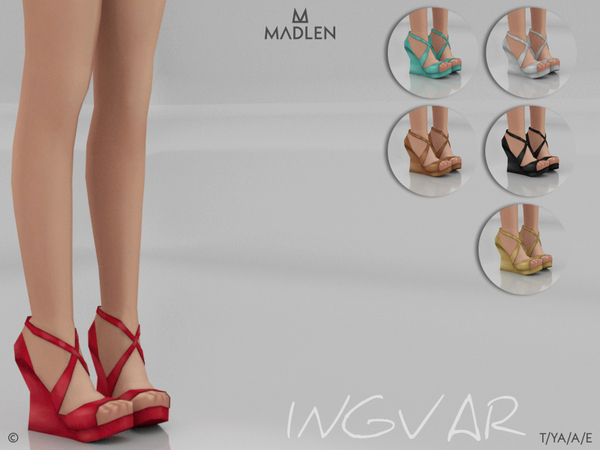 Madlen Ingvar Shoes by MJ95