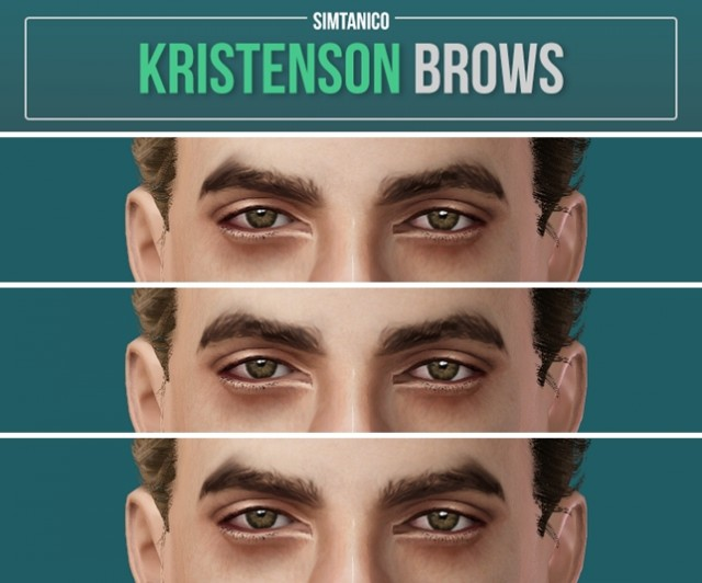 Brows Kristenson by Simtanico
