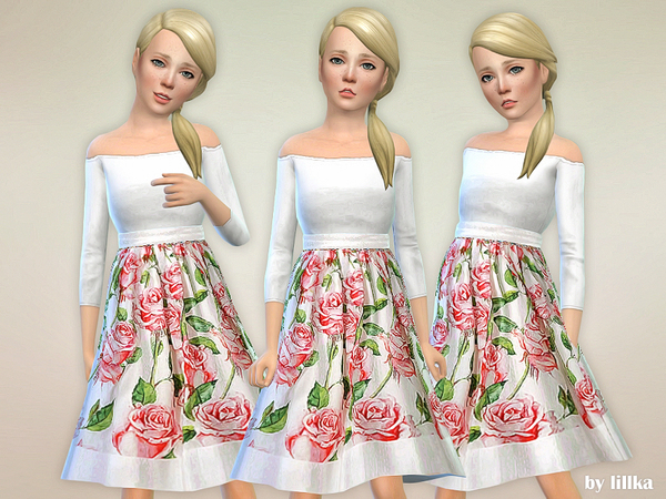 Lorelai Dress by lillka