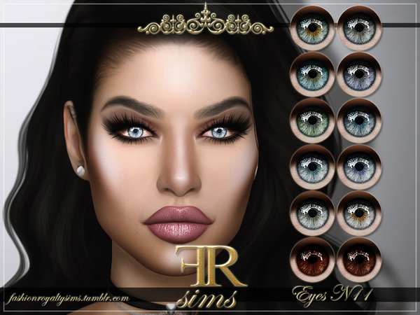 FRS Eyes N11 by FashionRoyaltySims