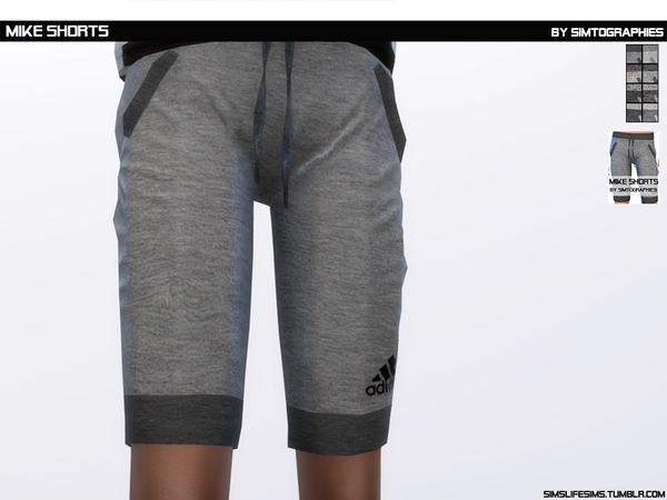 Mike Shorts by simtographies