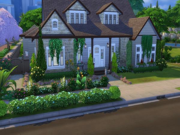 Seasonal Bungalow (No CC) by LJaneP6