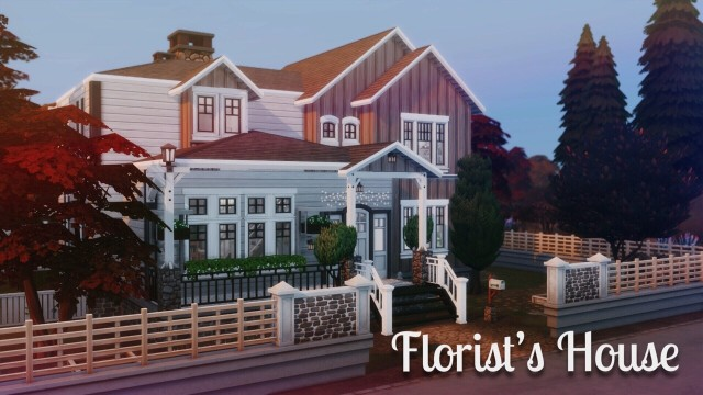 Florists House (NO CC) by Buntyan