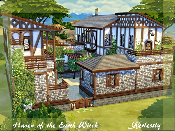 Haven of the Earth Witch - no CC by Kerlessly