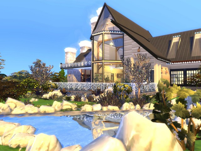 Cozy Botanico Cottage (No CC) by hoanglap