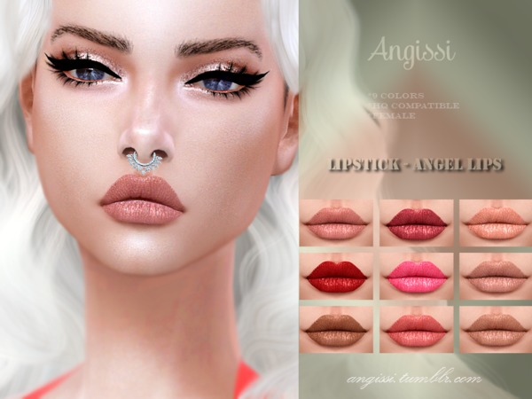 Lipstick - Angel lips by ANGISSI