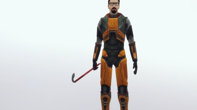 Character - Gordon Freeman from Half-Life by Plazasims