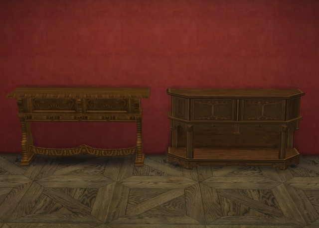 TW3 Sideboards by dravenxivuk