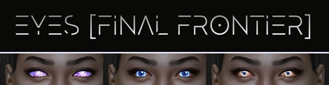 Eyes [Final Frontier] by star-rear-admiral