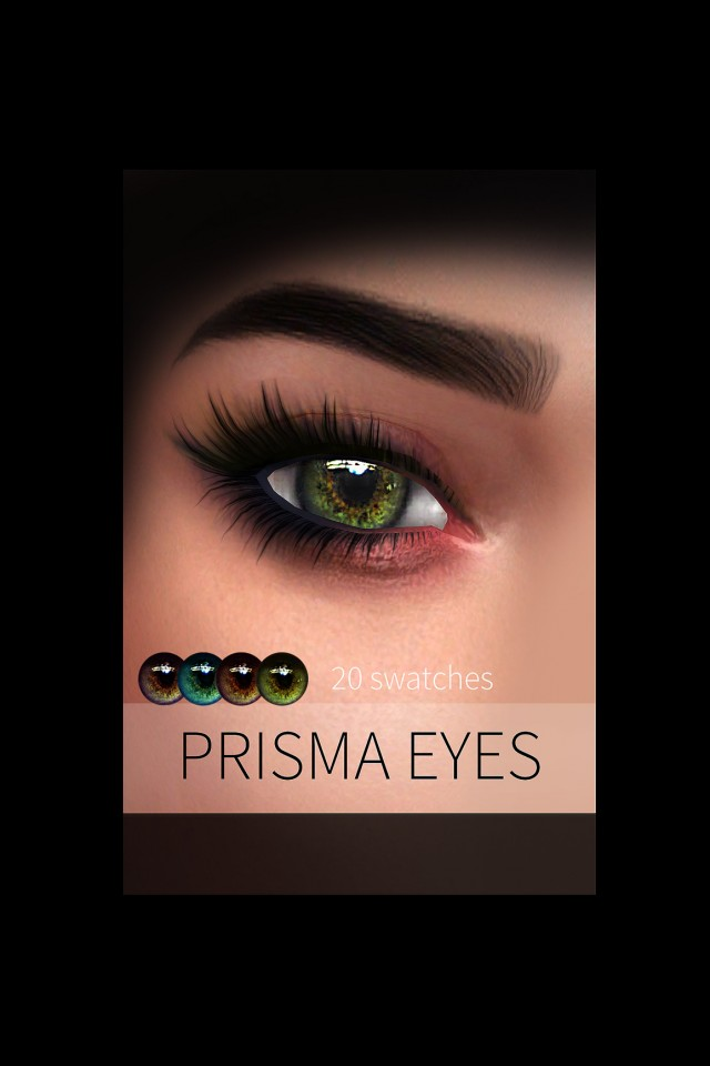 Prisma Eyes by frostsims