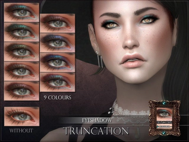 Truncation Eyeshadow by RemusSirion