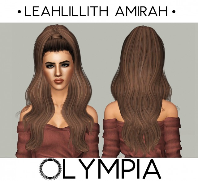 LeahLillith Amirah by OLYMPIA