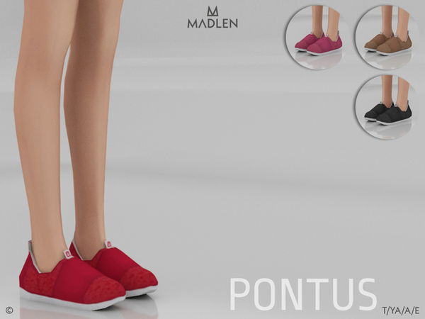 Madlen Pontus Shoes by MJ95