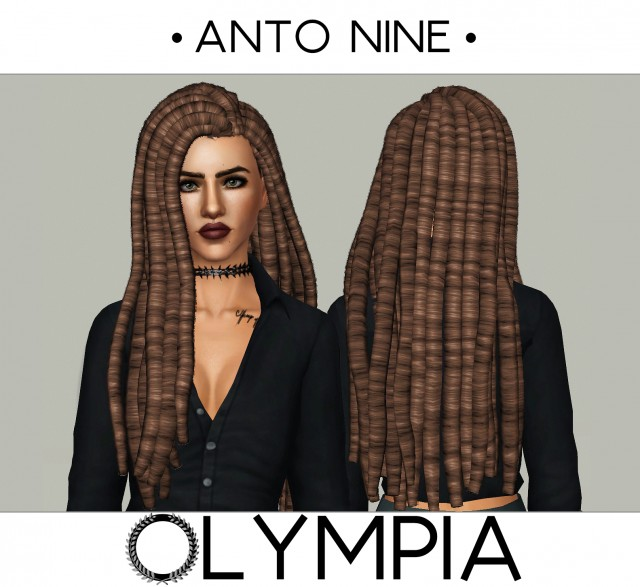 Anto Nine by OLYMPIA