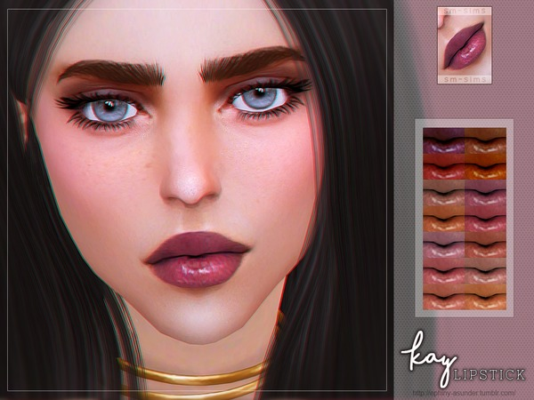[ Kay ] - Lip Colour by Screaming Mustard