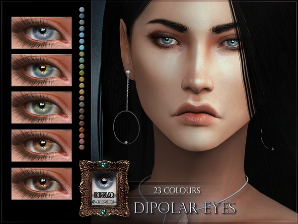 Dipolar Eyes by RemusSirion
