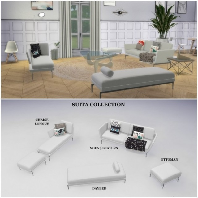 SUITA COLLECTION by Meinkatz Creations